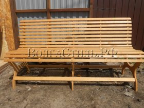 Дачная скамейка 150 см
